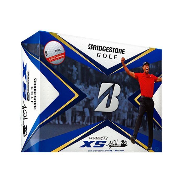 Bridgestone Tour B XS TW Golf Balls