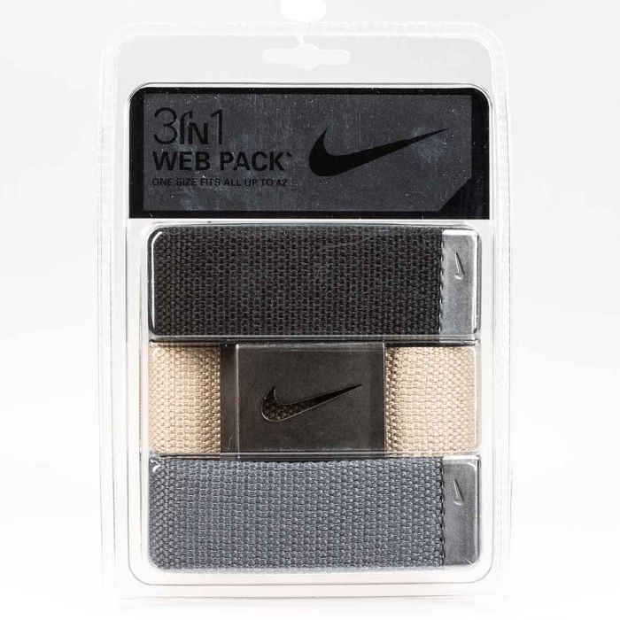 Nike 3 in 1 Web Belt Pack