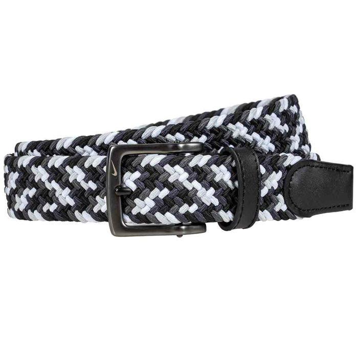 Nike Multi-Color Stretch Woven Belt