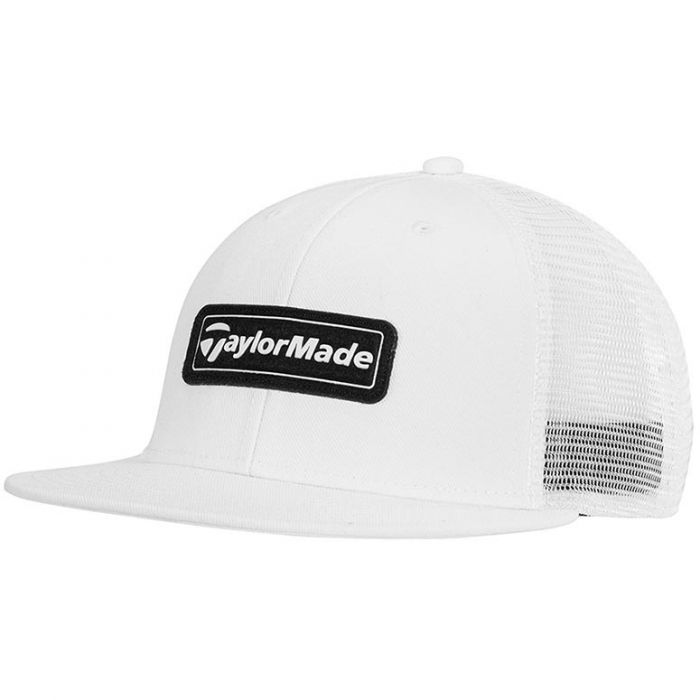TaylorMade Lifestyle Trucker Flatbill Hat