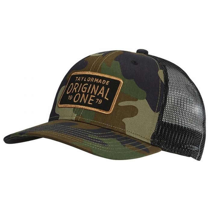 TaylorMade Lifestyle Trucker Hat