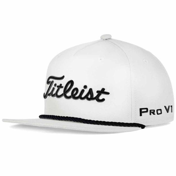Titleist Juniors Tour Rope Flat Bill Hat