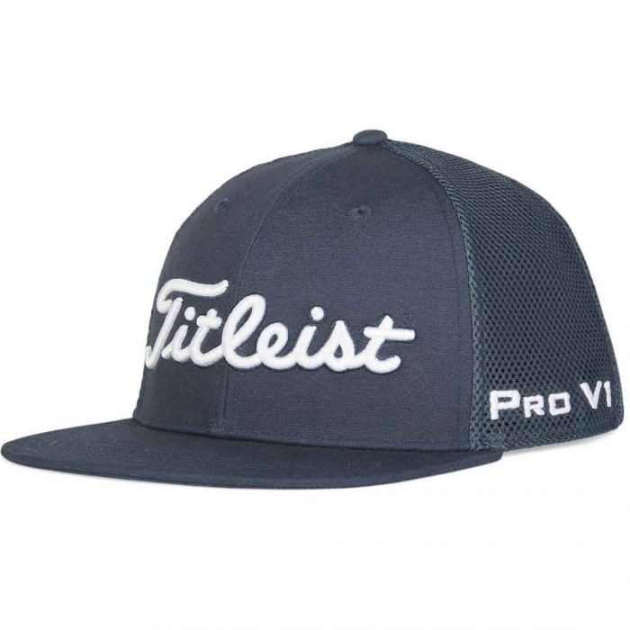 Titleist Tour Flat Bill Mesh Legacy Hat