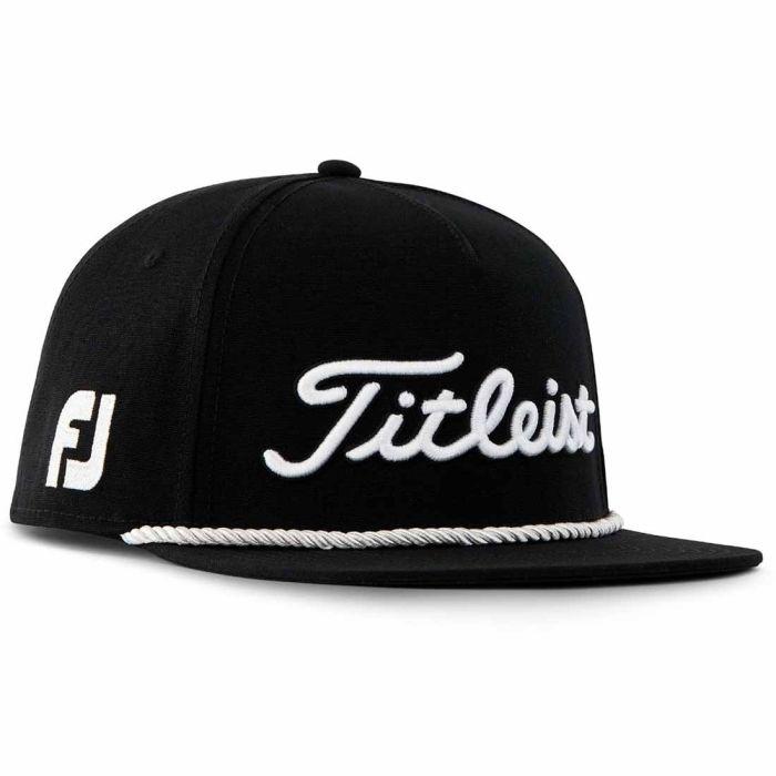 Titleist Tour Rope Flat Bill Legacy Hat