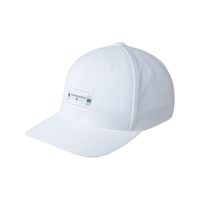 TravisMathew Malibu Breeze Fitted Hat