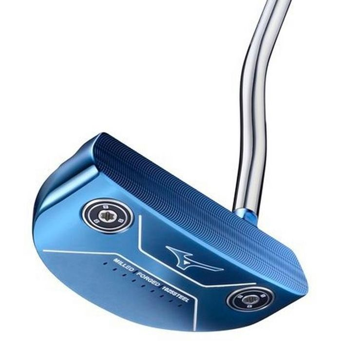 Mizuno M-Craft Type III Blue Ion Putter