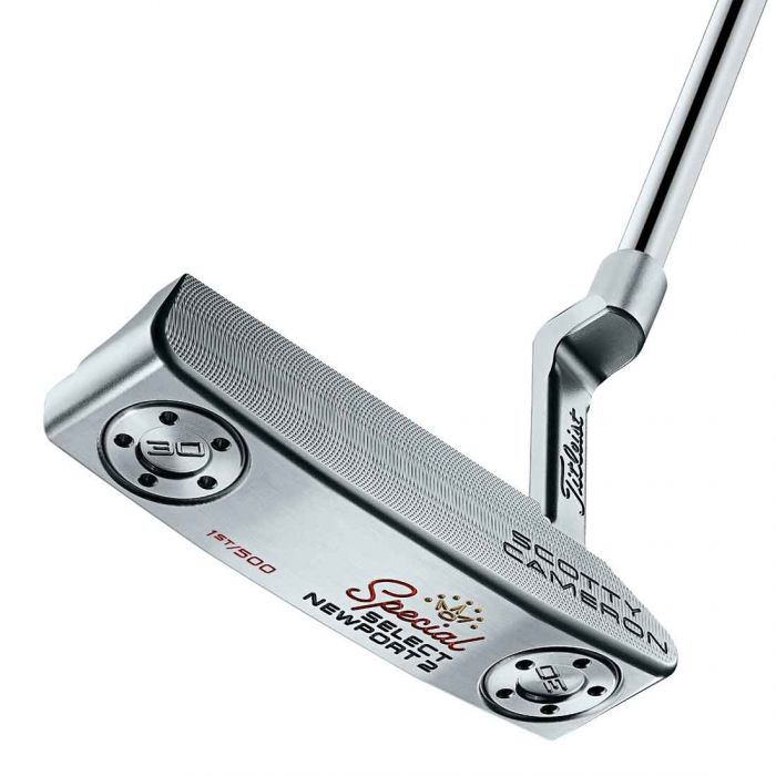 Scotty Cameron by Titleist Special Select Newport 2 1st of 500 Putter
