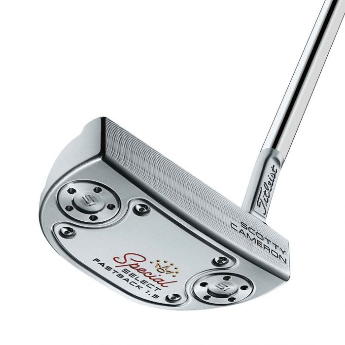 Scotty Cameron by Titleist Special Select Fastback 1.5 Putter