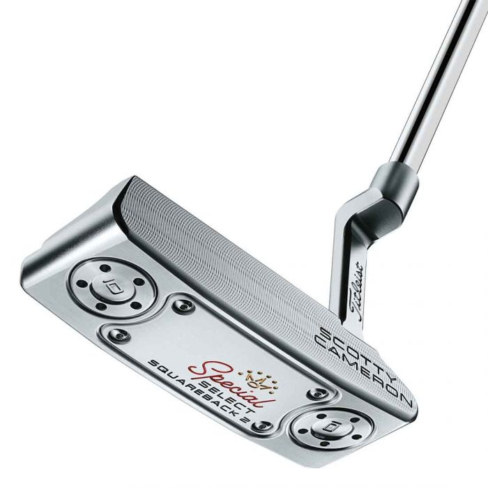 Scotty Cameron by Titleist Special Select Squareback 2 Putter