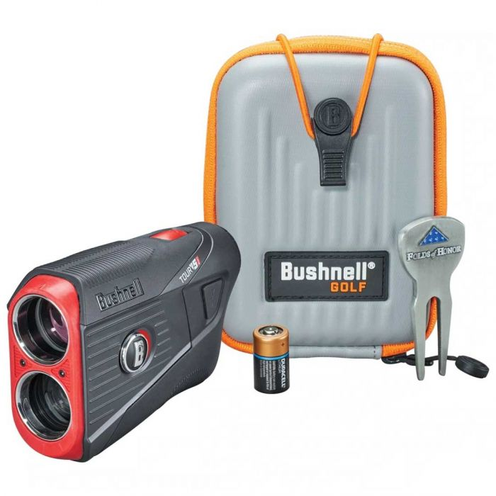 Bushnell Tour V5 Shift Rangefinder Patriot Pack