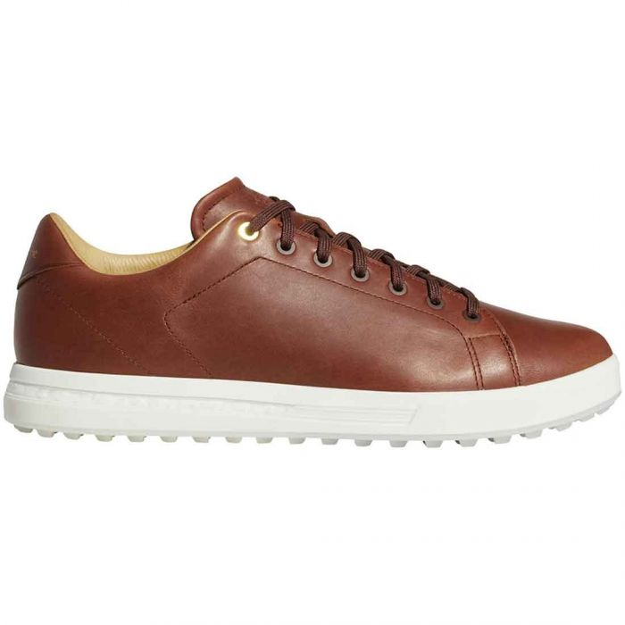 Adidas AdiPure SP 2.0 Golf Shoes Brown/Gold