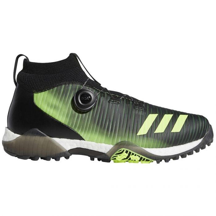 Adidas Codechaos BOA Golf Shoes Black/Signal Green