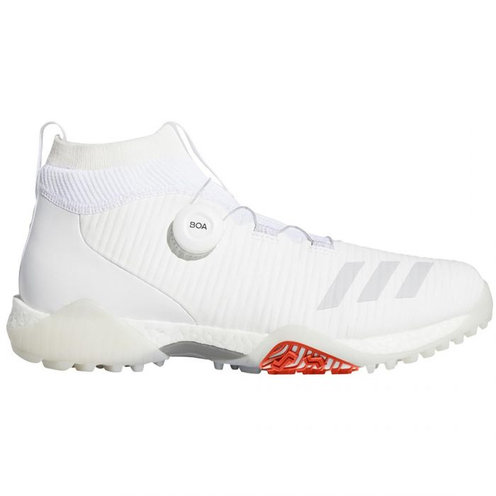 Adidas Codechaos BOA Golf Shoes White/Grey