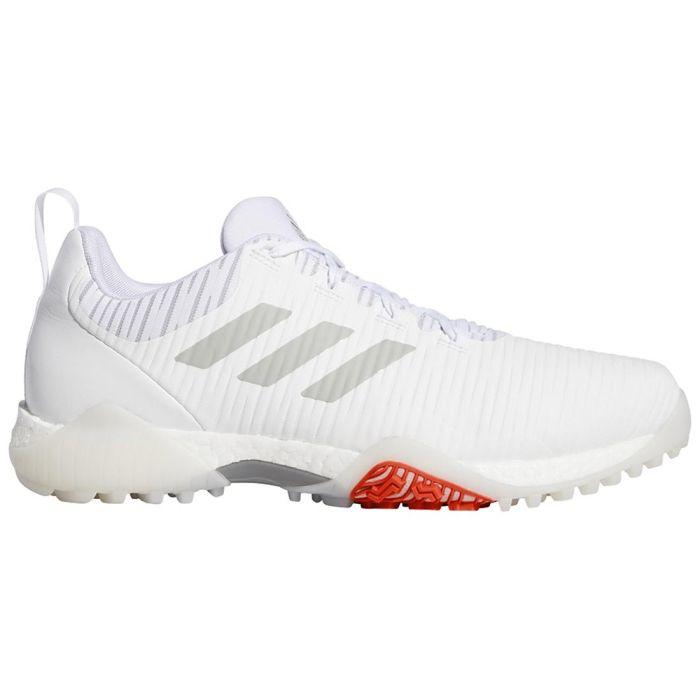 Adidas Codechaos Golf Shoes White/Metal Grey