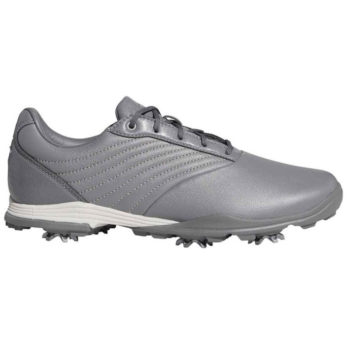 Adidas Women's Adipure DC2 Golf Shoes Grey/Pink