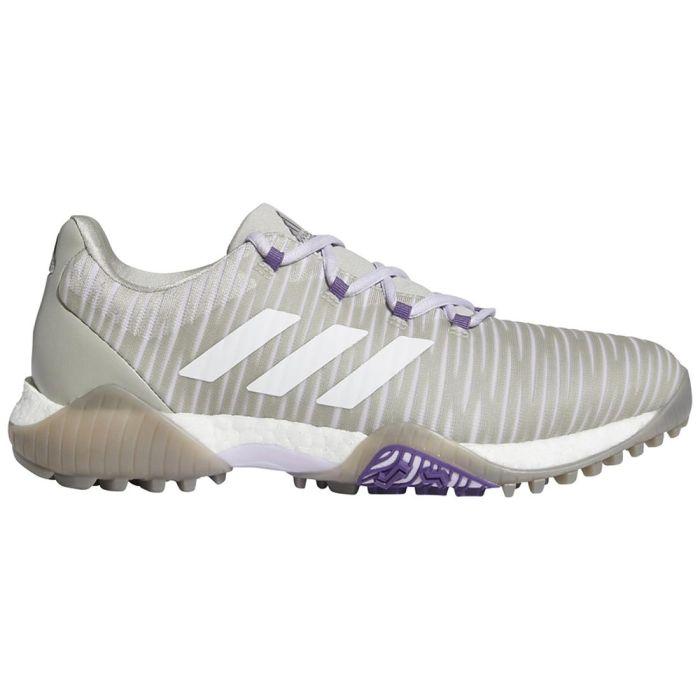 Adidas Women's Codechaos Golf Shoes Metal Grey/White/Black