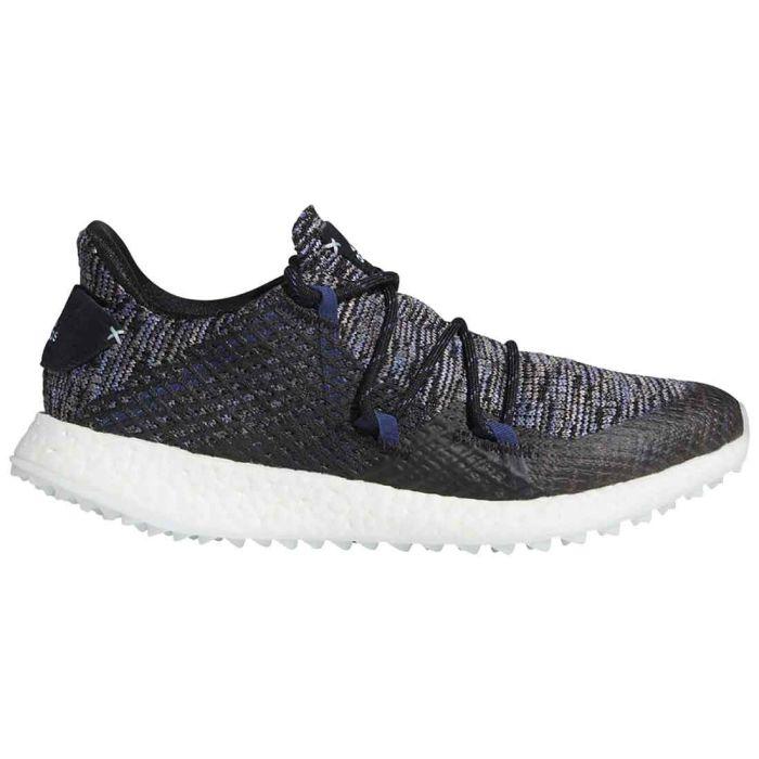 Adidas Women's Crossknit DPR Golf Shoes Black/Blue