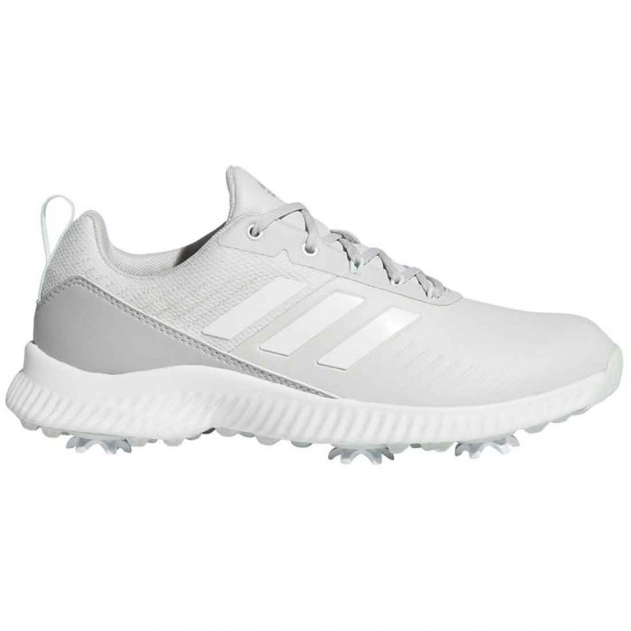 Adidas Women's Response Bounce 2.0 Golf Shoes Grey One/White