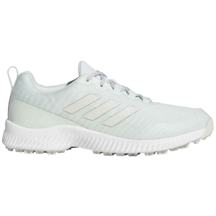 Adidas Women's Response Bounce SL Golf Shoes White/Grey One