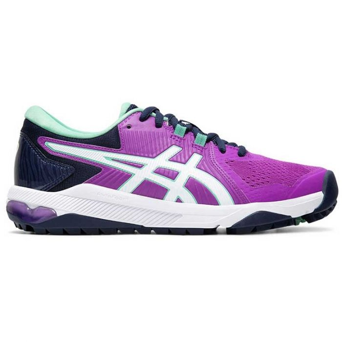 Asics Women's Gel-Course Glide Golf Shoes Orchid/White