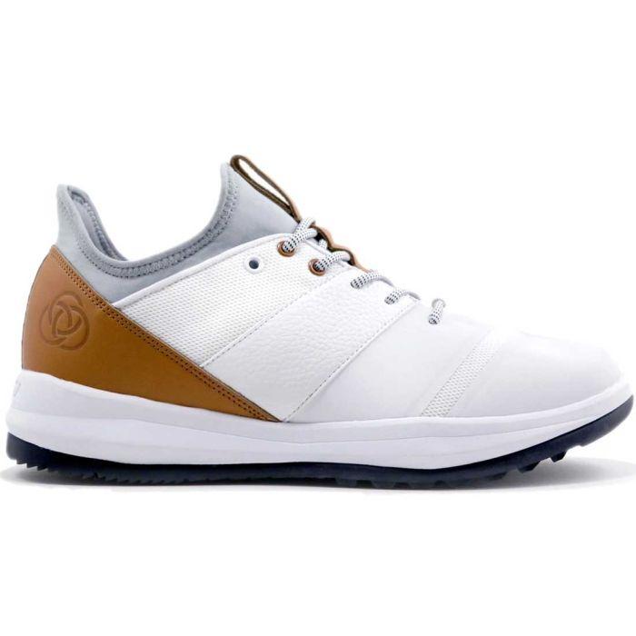 Athalonz EnVe Golf Shoes White/Beige