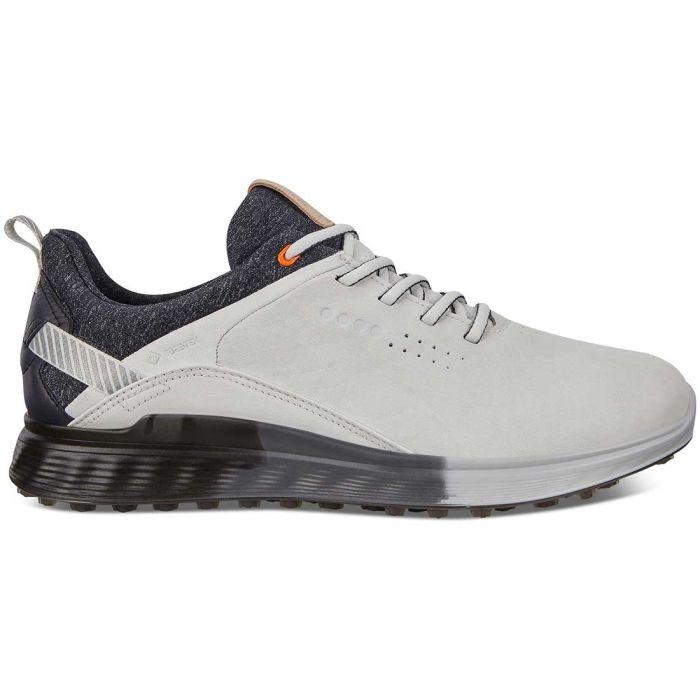 Ecco S-Three Golf Shoes Concrete
