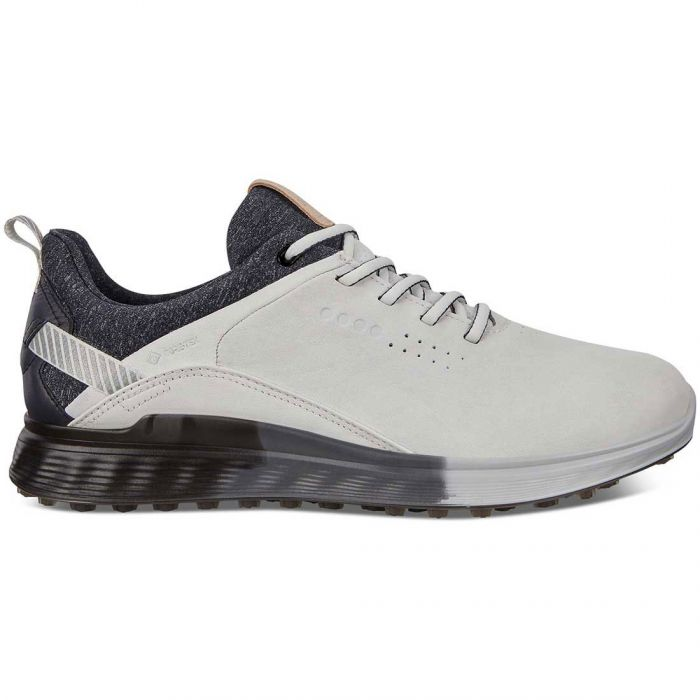 Ecco Women's S-Three Golf Shoes Concrete