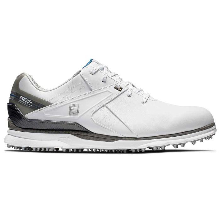 FootJoy Pro/SL Carbon Golf Shoes White