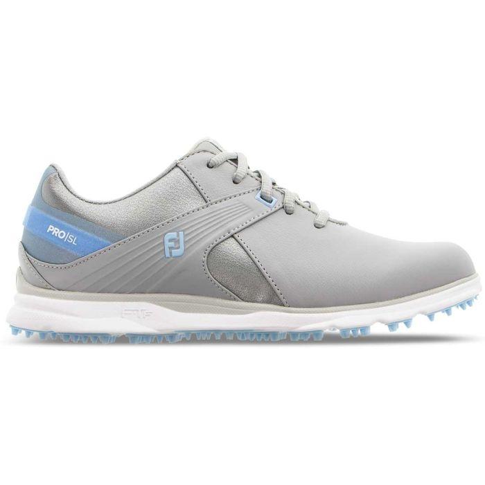 FootJoy Women's Pro/SL Golf Shoes Grey/Blue