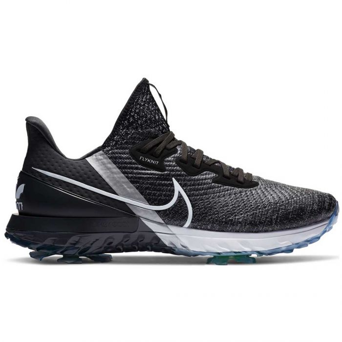 Nike Air Zoom Infinity Tour Golf Shoes Black/White/Off Noir