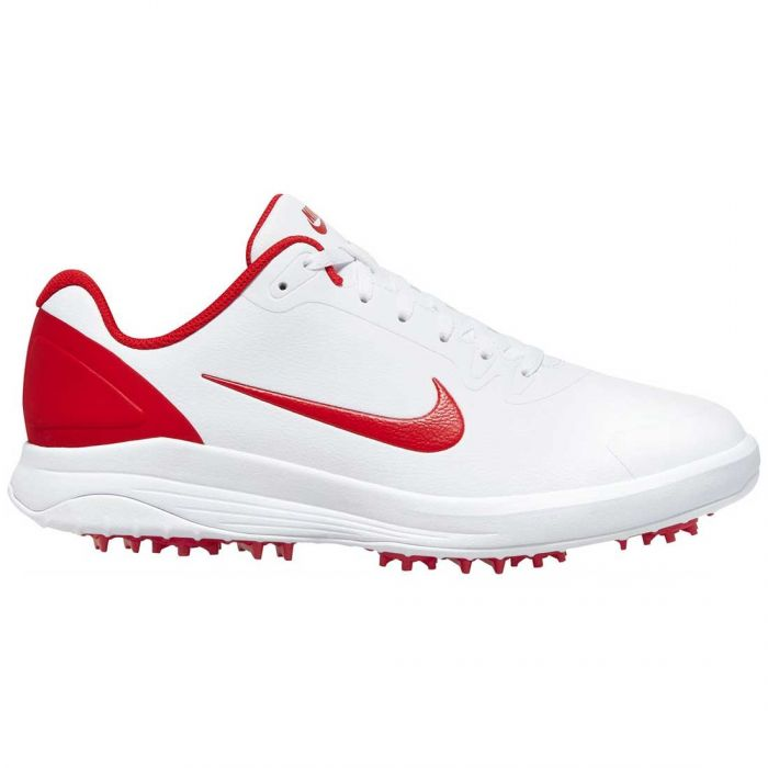 Nike Infinity G Golf Shoes White/University Red