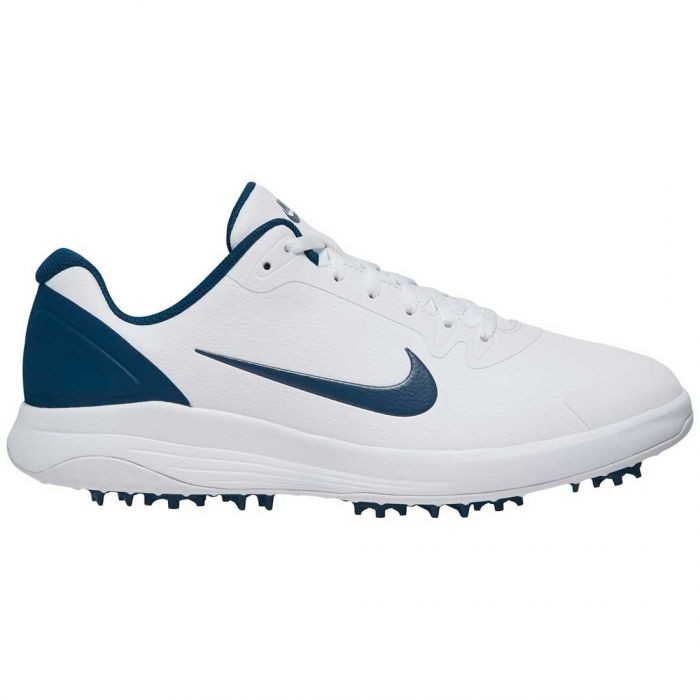 Nike Infinity G Golf Shoes White/Valerian Blue