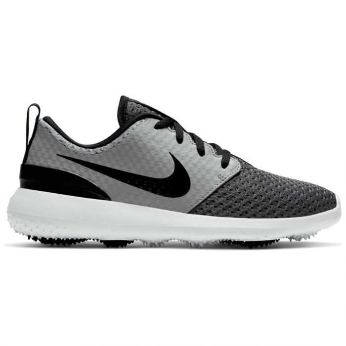 Nike Juniors Roshe G Golf Shoes Anthracite/Black