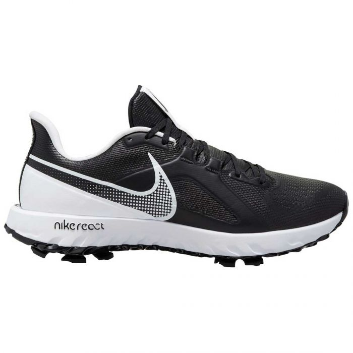 Nike React Infinity Pro Golf Shoes Black/White