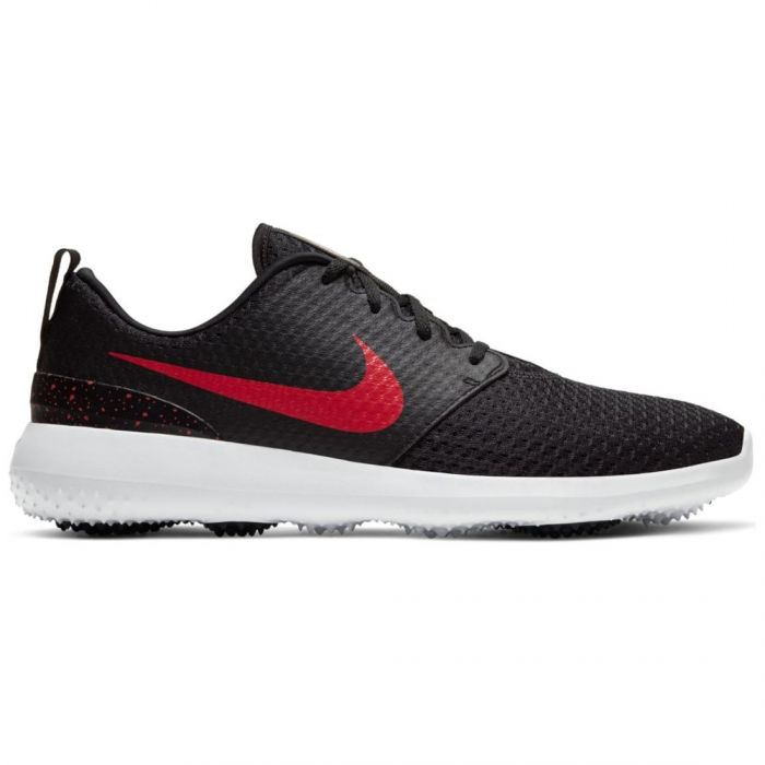 Nike Roshe G Golf Shoes Black/University Red