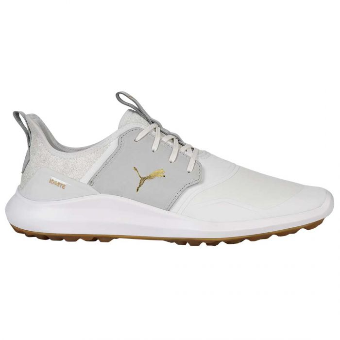 Puma Ignite NXT Crafted Golf Shoes White/High Rise