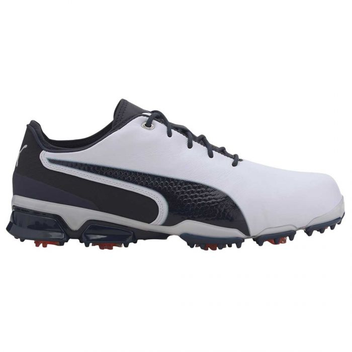 Puma Ignite PROADAPT Golf Shoes White/Peacoat