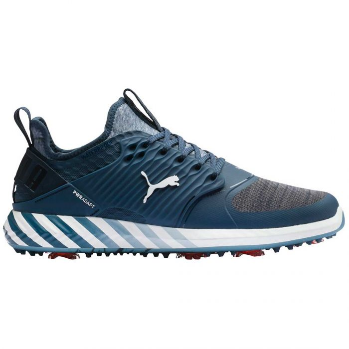 Puma Ignite PWRADAPT Caged Wings Golf Shoes