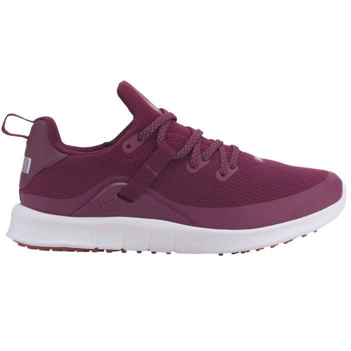 Puma Women's Laguna Fusion Sport Golf Shoes Dark Purple