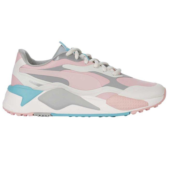 RS-G Golf Shoes Vaporous Grey/Peachskin