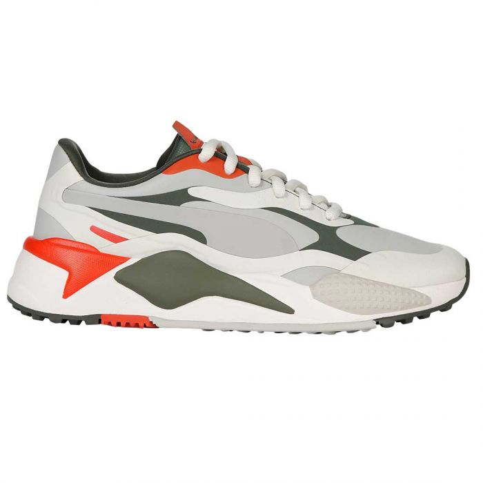 Puma Women's RS-G Golf Shoes Vaporous Grey/Thyme