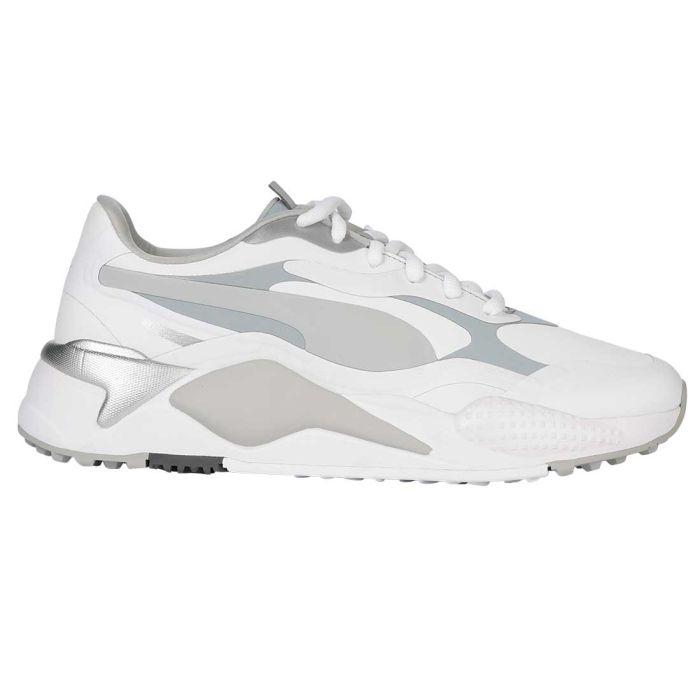 Puma Women's RS-G Golf Shoes White/Quiet Shade