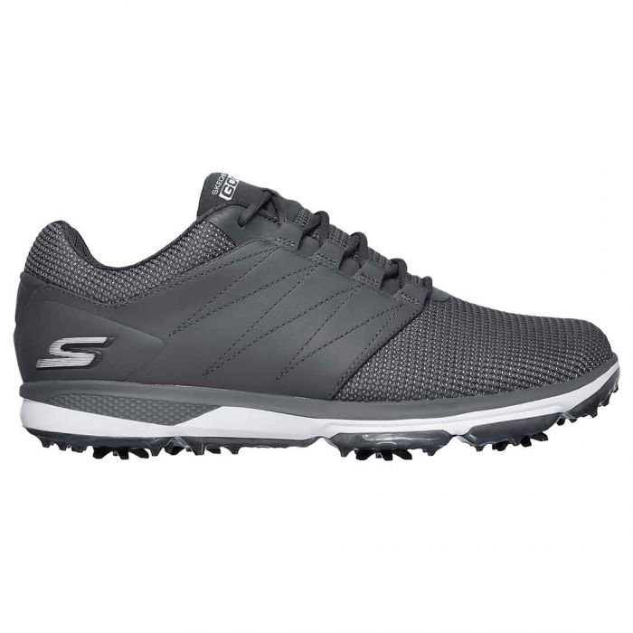 Skechers GO GOLF Pro V.4 - Honors Golf Shoes Charcoal
