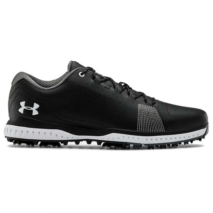 Under Armour Fade RST 3 Golf Shoes Black