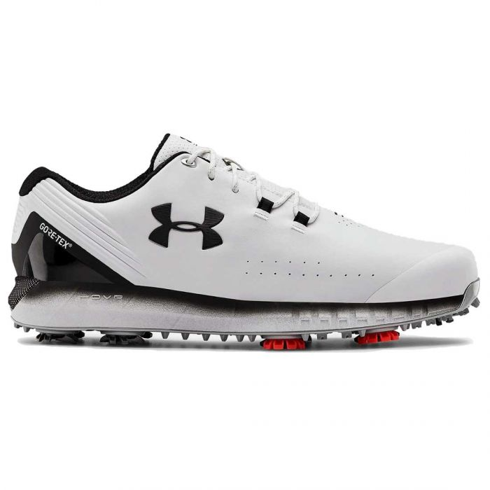 Under Armour HOVR Drive GORE-TEX Golf Shoes White/Black