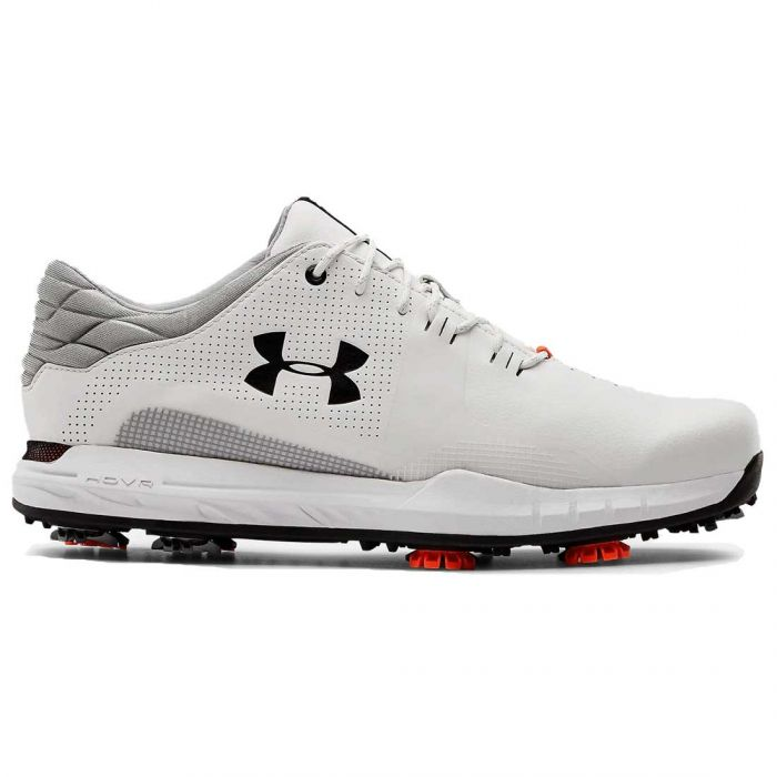 Under Armour HOVR Matchplay Golf Shoes White/Black
