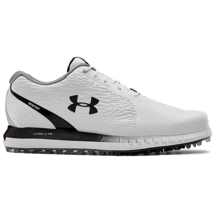 Under Armour HOVR Show SL GORE-TEX Golf Shoes White/Black