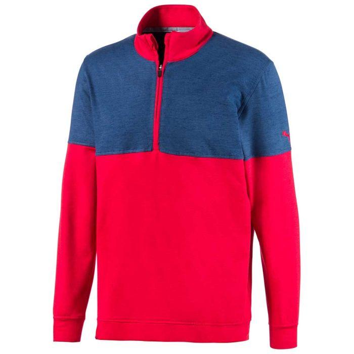 Puma Cloudspun Warm Up Pullover