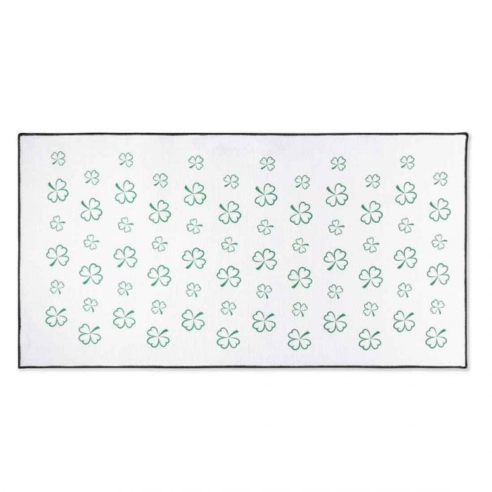 Titleist St. Patty's Microfiber Towel
