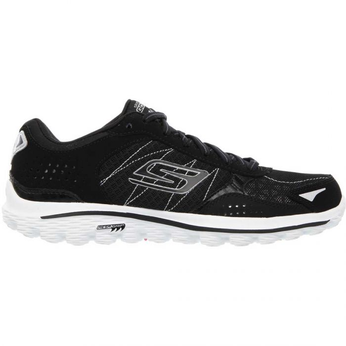 Skechers Women's GOwalk 2 Lynx Golf Shoes Black/White